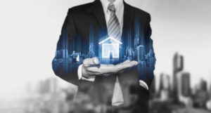 Real estate business,